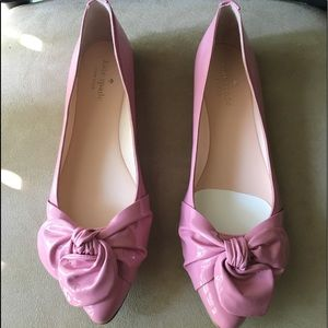 🆕 AUTHENTIC KATE SPADE 'NANCY' PINK FLATS